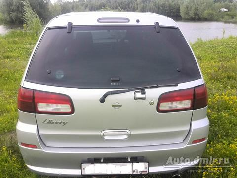 Купить 🚗 Nissan Liberty (Ниссан Либерти) 2000 г.в. в ...: https://barnaul.autodmir.ru/offers/nissan/liberty/32147519/